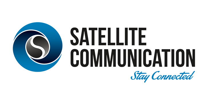 logo_satellite_communication